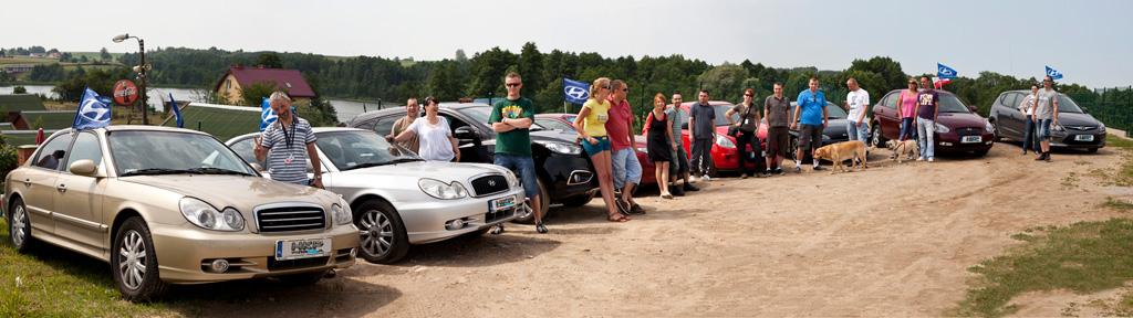 I Ogólnopolski Zlot Hyundai Klub Polska