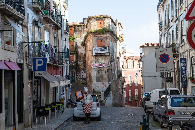 Lizbona, Alfama