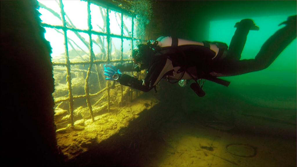 Podwodne kazamaty