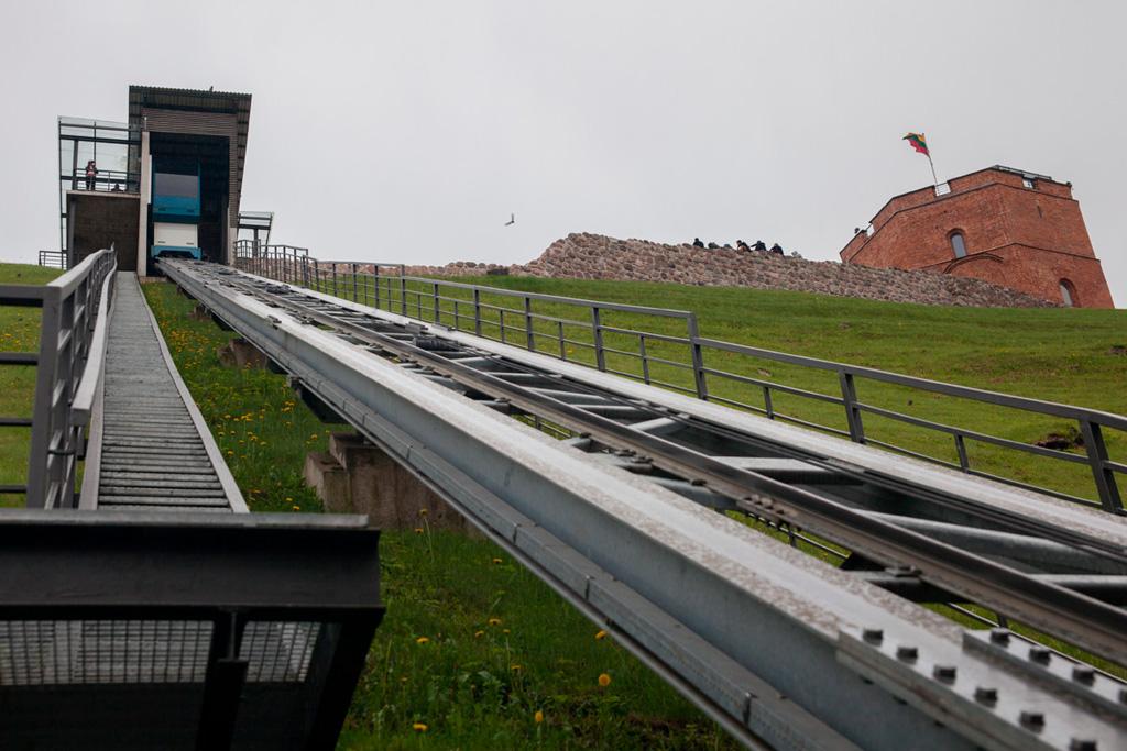 Droga wagonika na GóręGiedymina