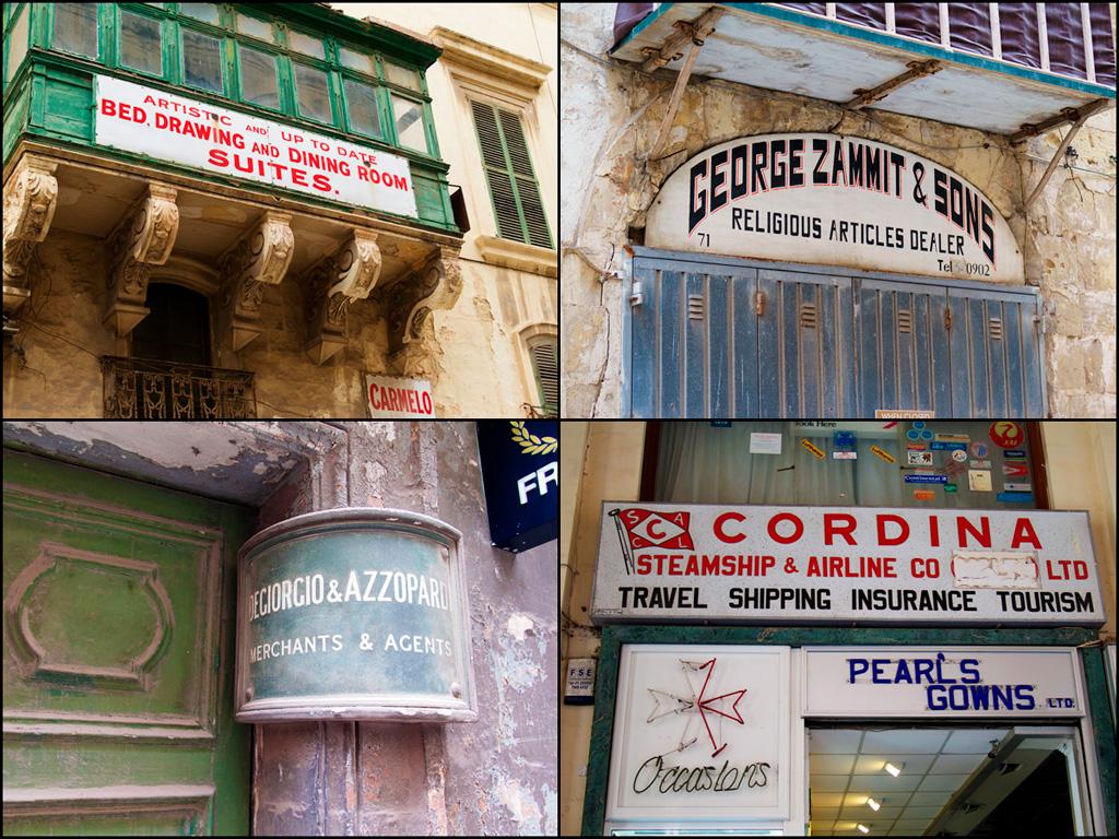 Szyldy maltańskie
