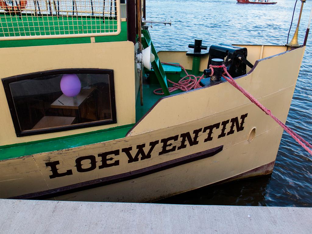 Loewentin na Bulwarach Karskiego