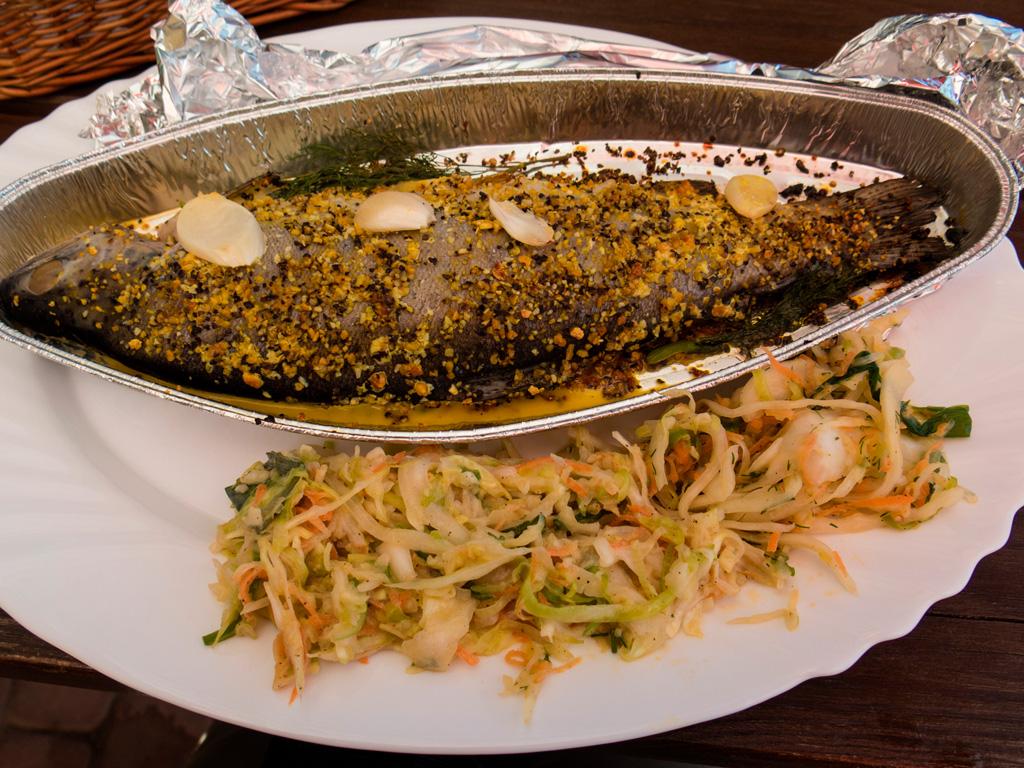 Ryba z pieca w Do-Dar