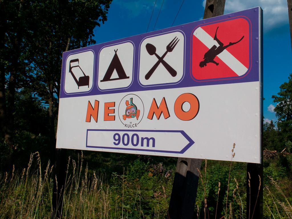 Baza Nemo jest wyraźnie oznaczona :)