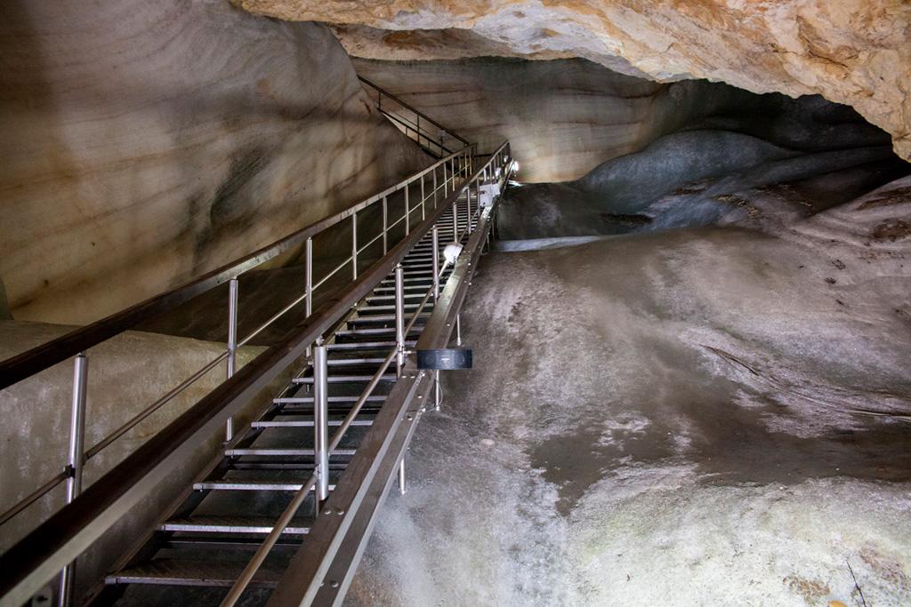 Dobszyńska Jaskinia Lodowa