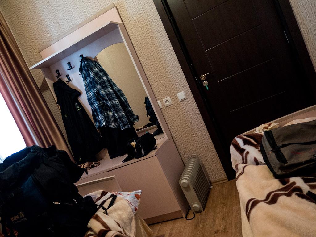 Nasz pokój w Nino's Ratiani
