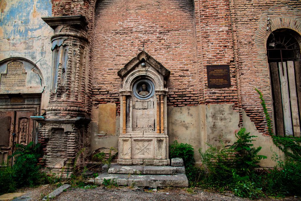 Ruiny kościoła – musiał być pięknie zdobiony