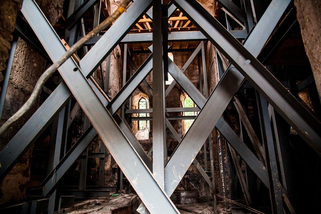 Tak wygląda wnętrze kościoła