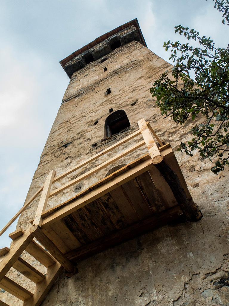 Wieża obronna