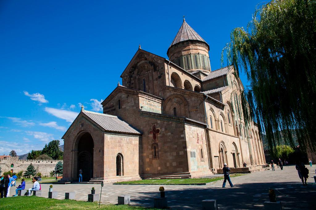 Katedra Sweti Cchoweli w Mtskecie