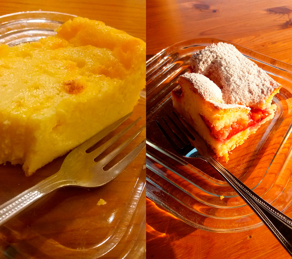 Agroturystyka kozie sery, z których robi się np wspaniały, puszysty sernik