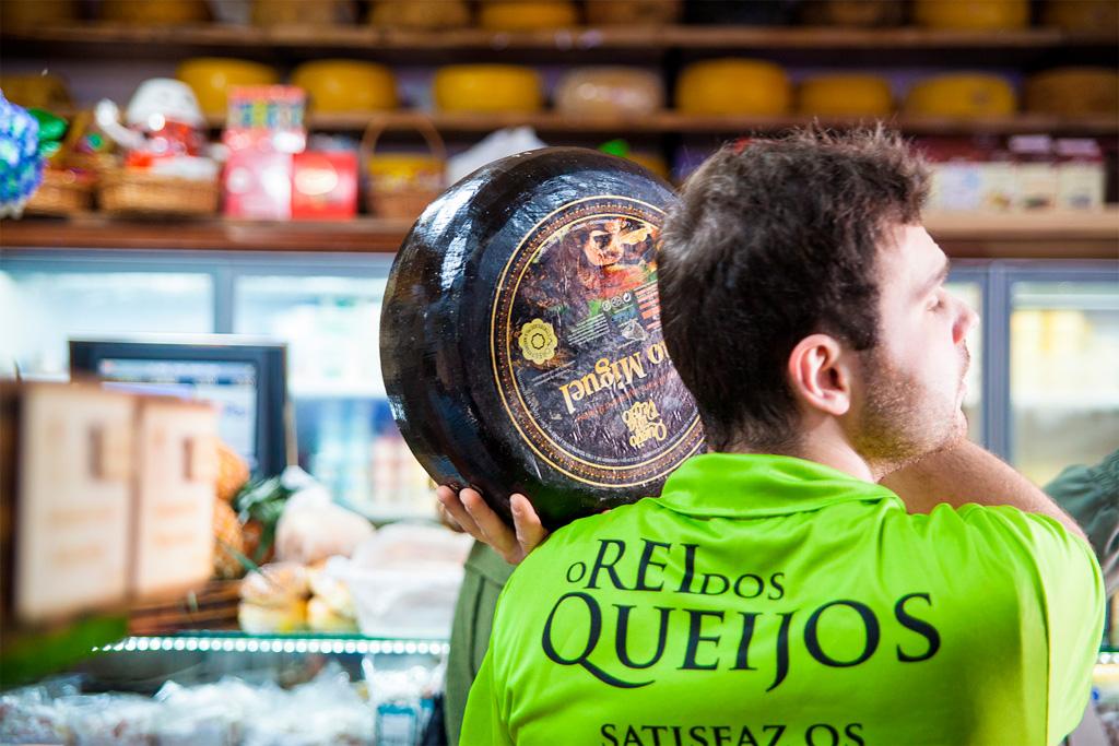 Azory, smaczne jedzenie: lokalne sery