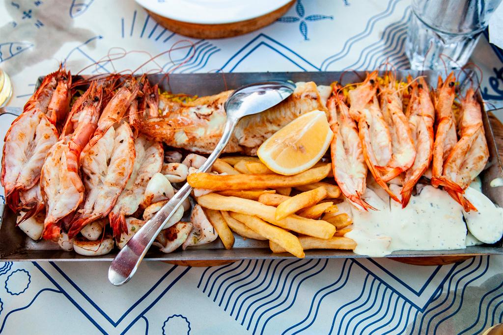 Malta po nurkowaniu to także wspaniałe jedzenie