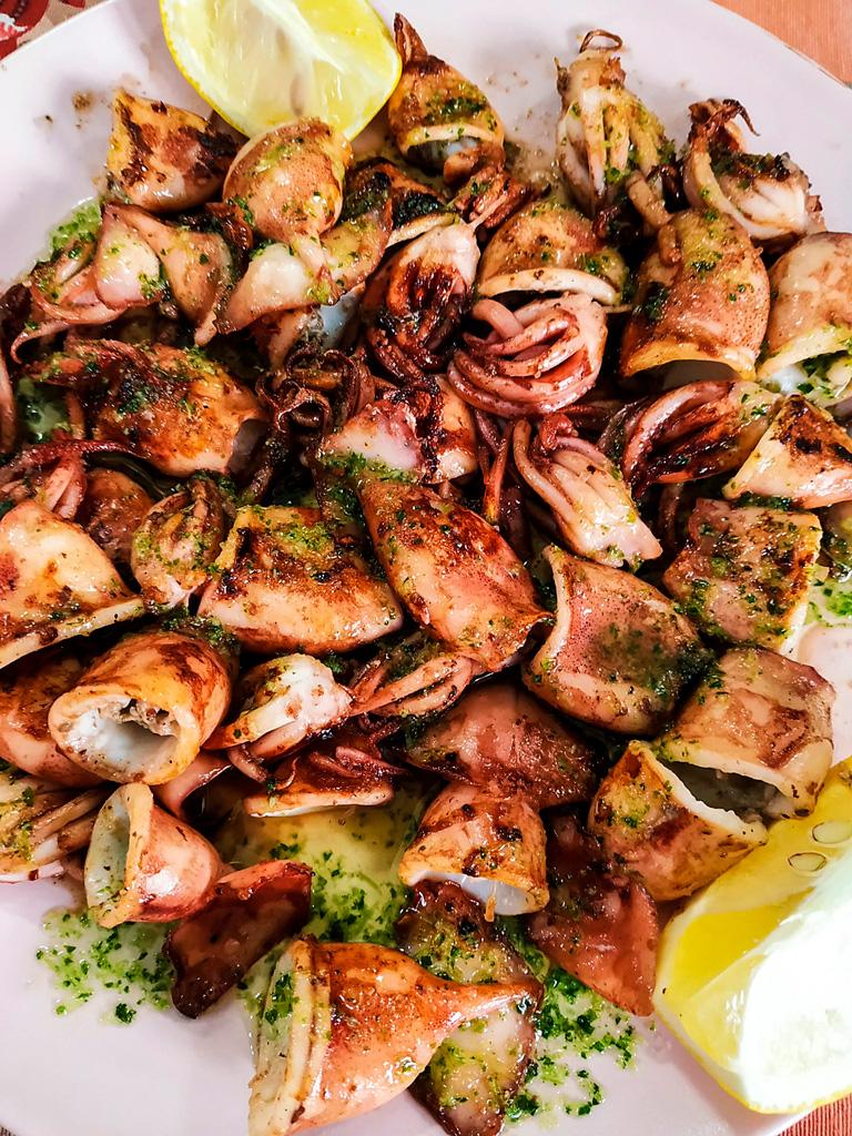 W Walencji zjemy przepyszne owoce morza