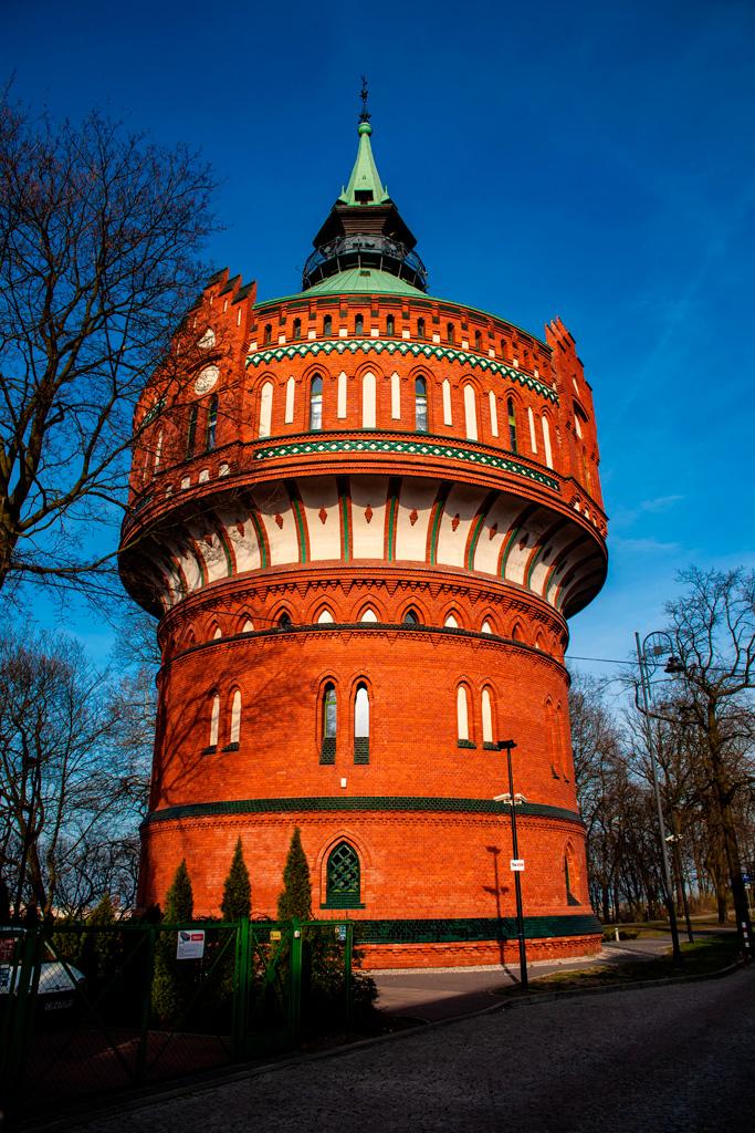 Bydgoszcz na weekend - Wieża Ciśnień to kolejny obowiązkowy punkt