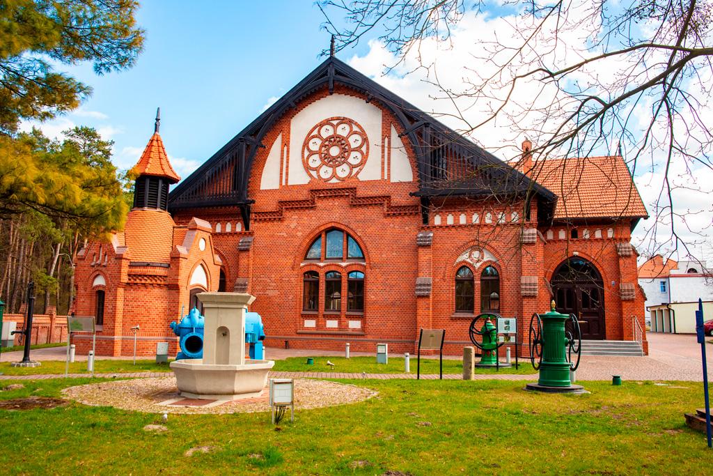 Bydogszcze na weekend - Hala Pomp to kolejny ważny punkt zwiedzania