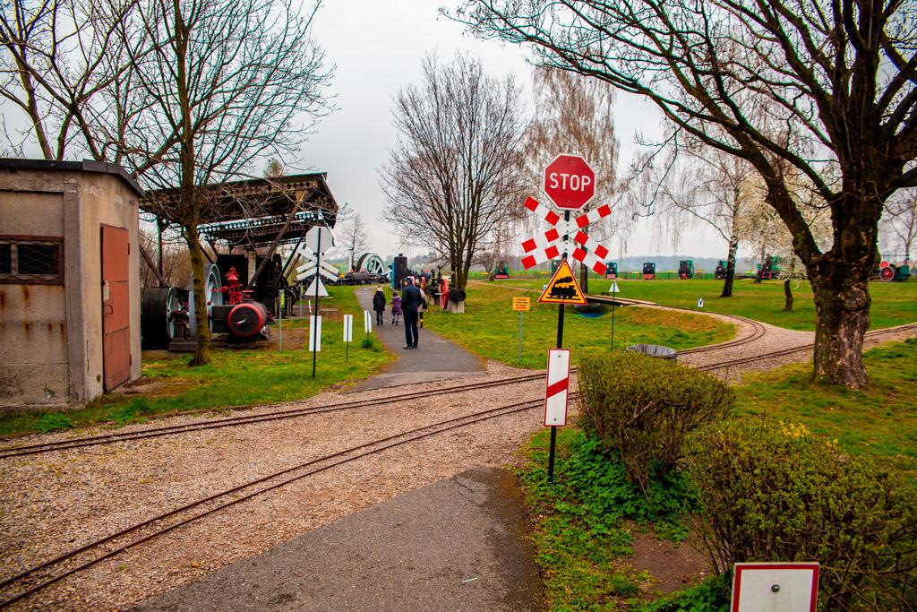 Skansen starych maszyn w Tarnowskich Górach