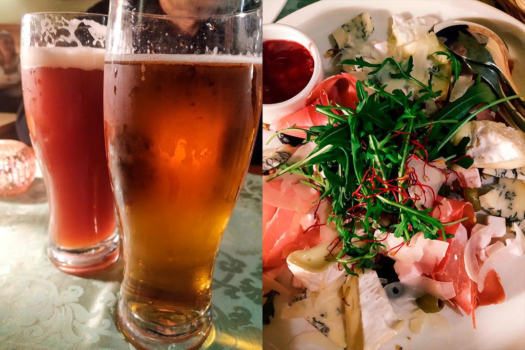 Bistro Katarynka - świetne piwo i wspaniałe jedzenie