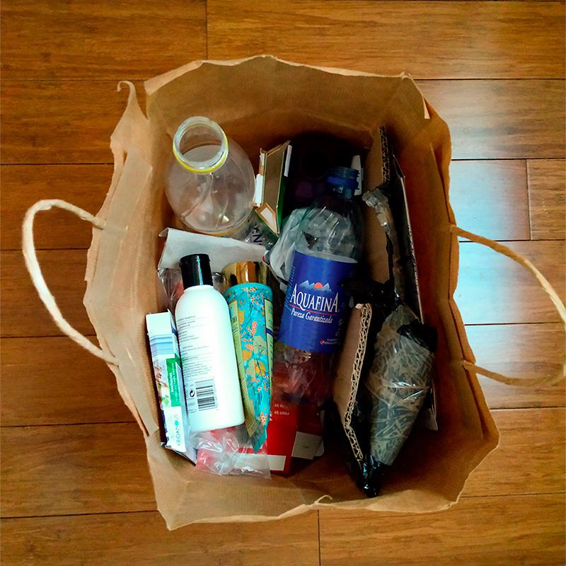 Zero waste trudno osiągnąć - i tak zbiera się sporo plastiku...