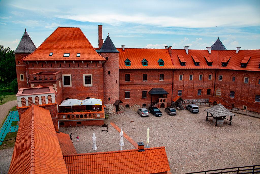 Podlasie - Zamek w Tykocinie