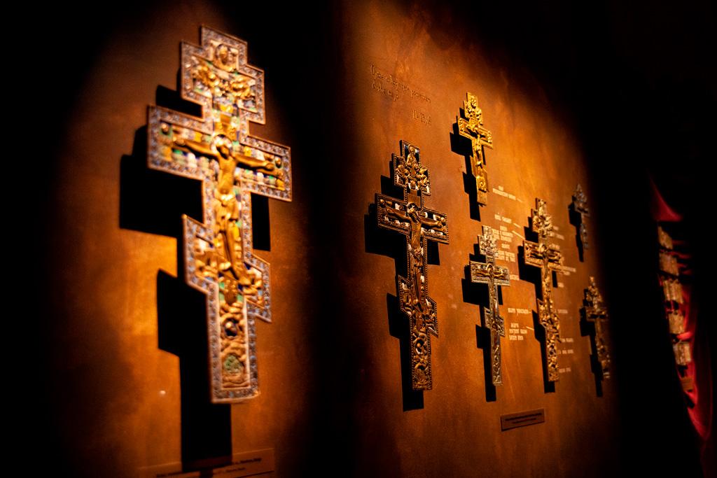 Podlasie wielokulturowe - krzyże prawosławne