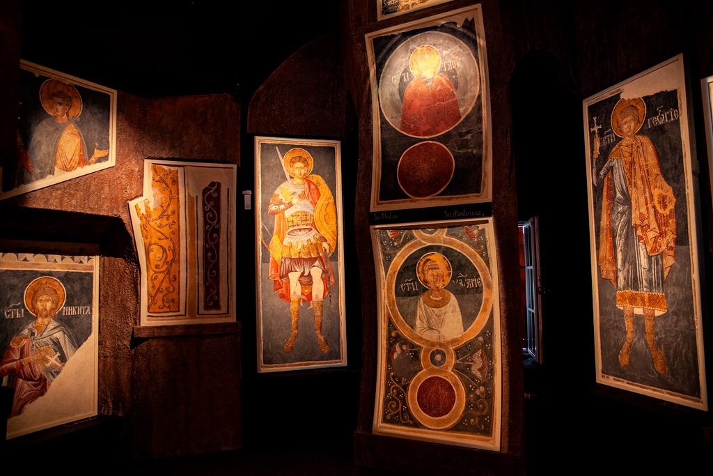 Muzyem ikon w Supraślu - prawdziwa perła Podlasia