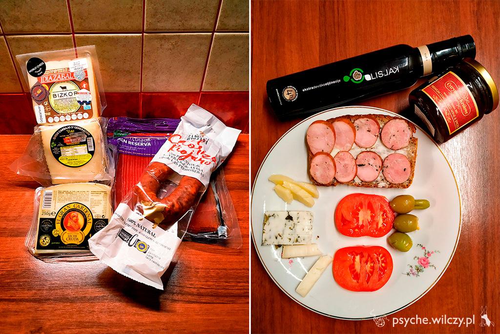 Pamiątki z podróży – jedzenie :)