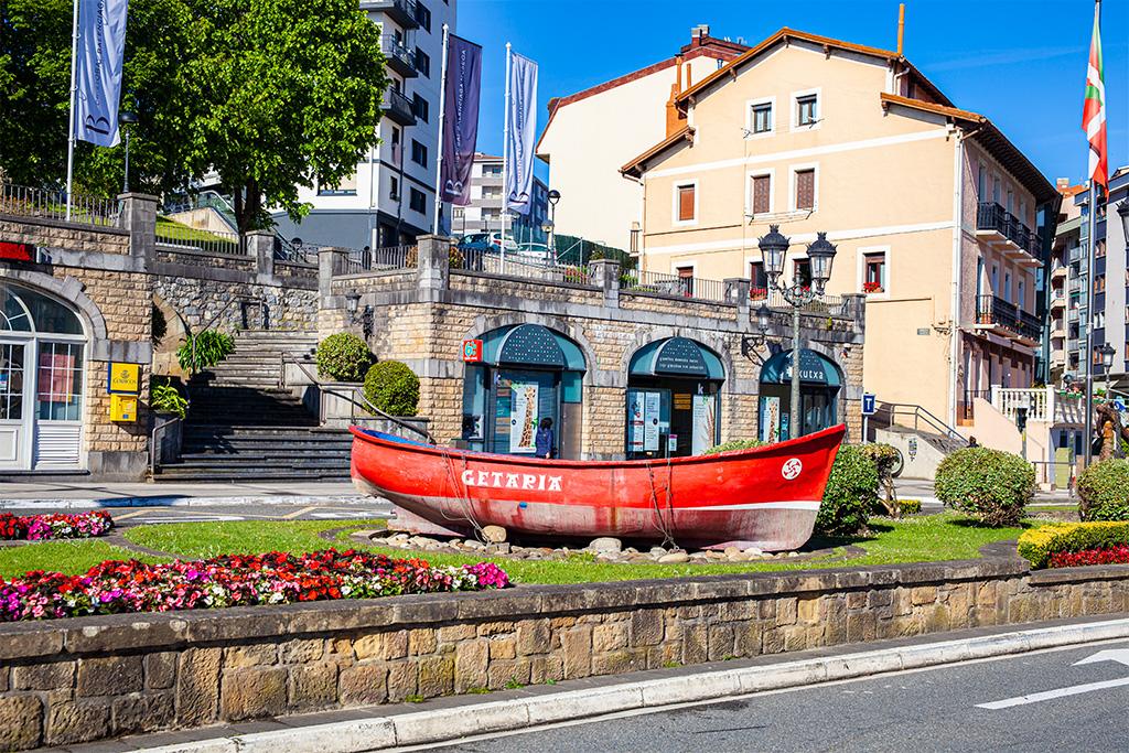 Okolice San Sebastian: Getaria