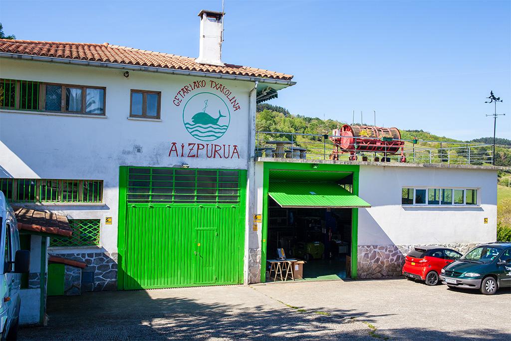 Aizpurua – najlepsza winnica txakoli