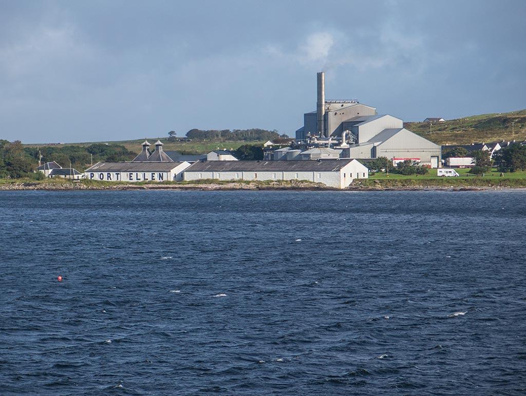 Jak powstaje Islay Single Malt – wytwónia słodu na wyspie Islay