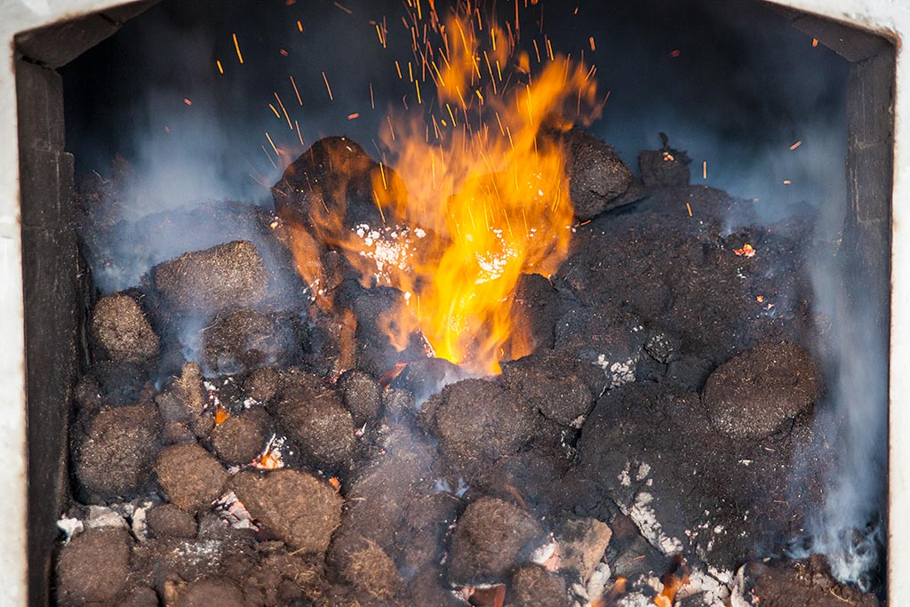 Jak powstaje Islay Single Malt – peat kiln