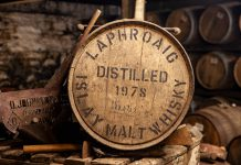 Laphroaig Islay Single Malt Whisky