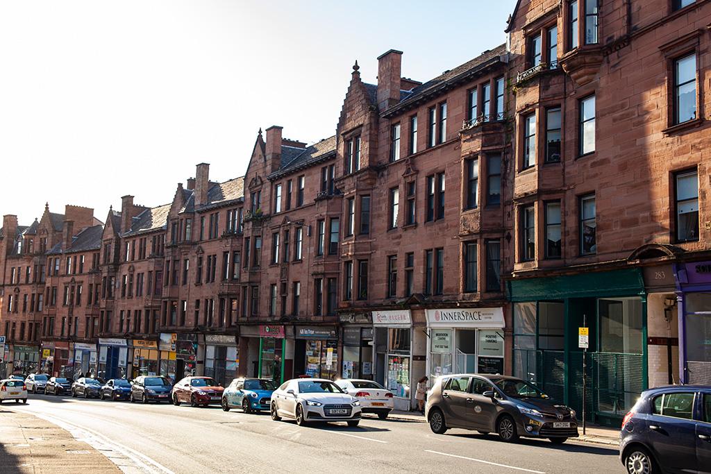 Glasgow nie jest takie złe :)