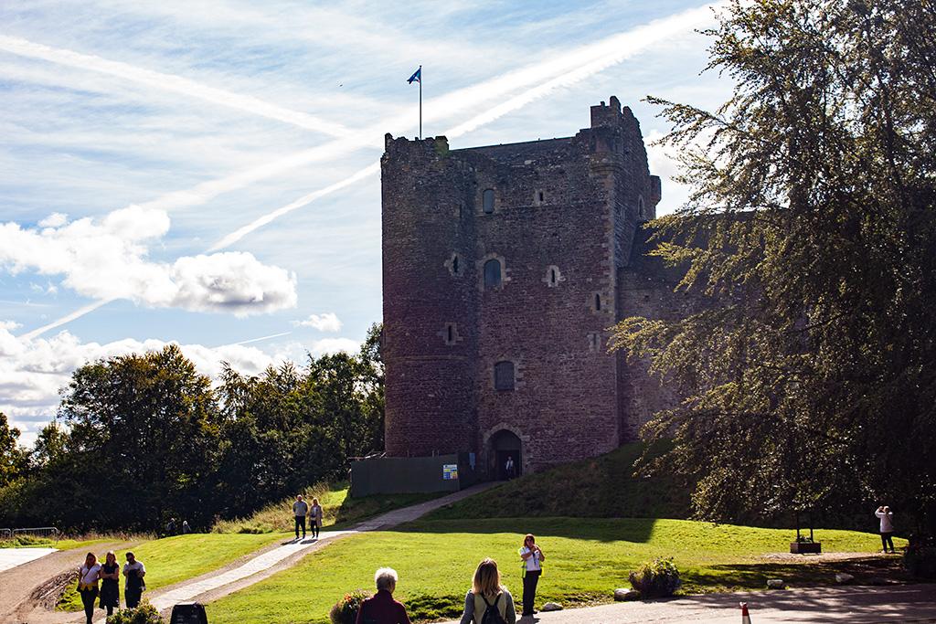 Co zobaczyć w Szkocji – Doune Castle