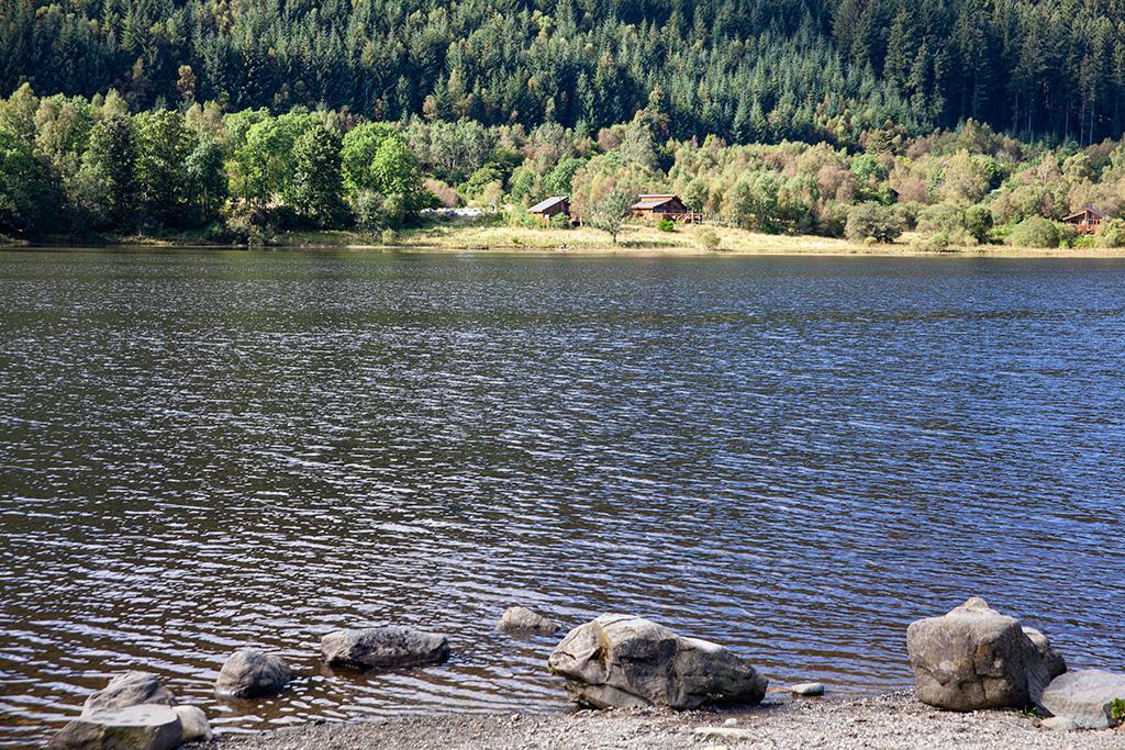 Widok na Loch Lubnaig