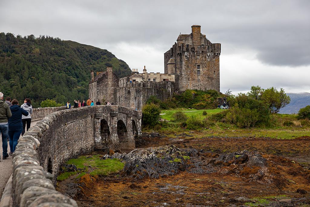 Co zobaczyć w Szkocji – Eilean Donan Castle