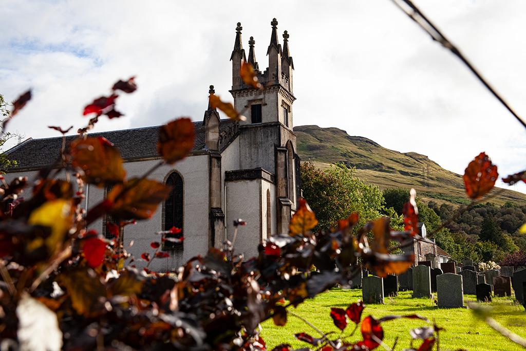 Kościół w Arrochar