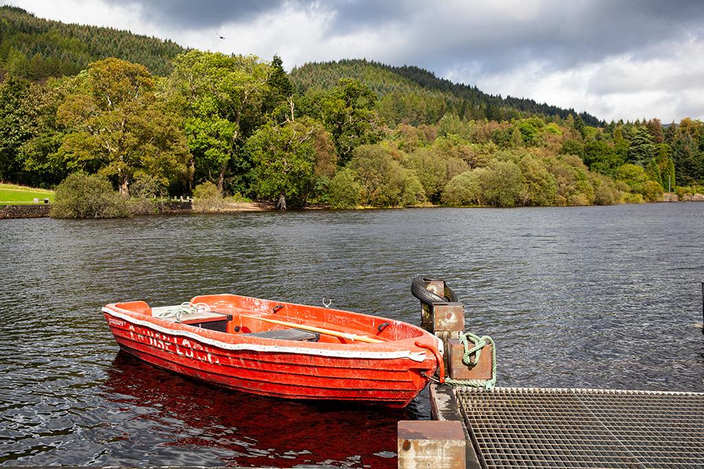Nad Loch Lomond