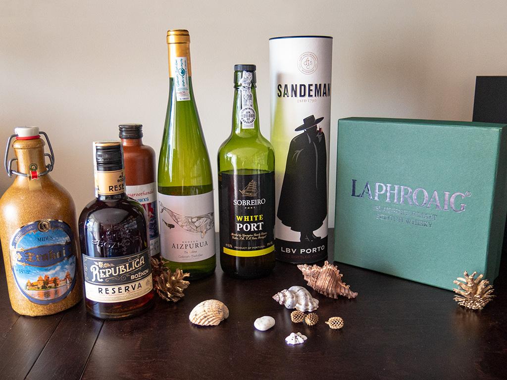 Pamiątki z podróży – butelki z historią