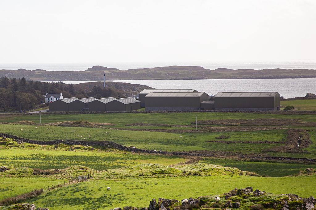 Jak powstaje Islay Single Malt – Magazyny Laphroaig