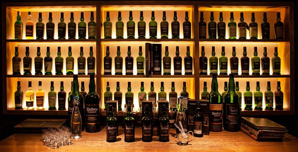 Islay Single Malt Scotch Whisky – prezentacja w Ardbeg