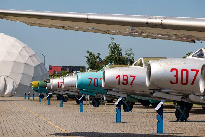 Muzeum Sił Powietrznych w Dęblinie