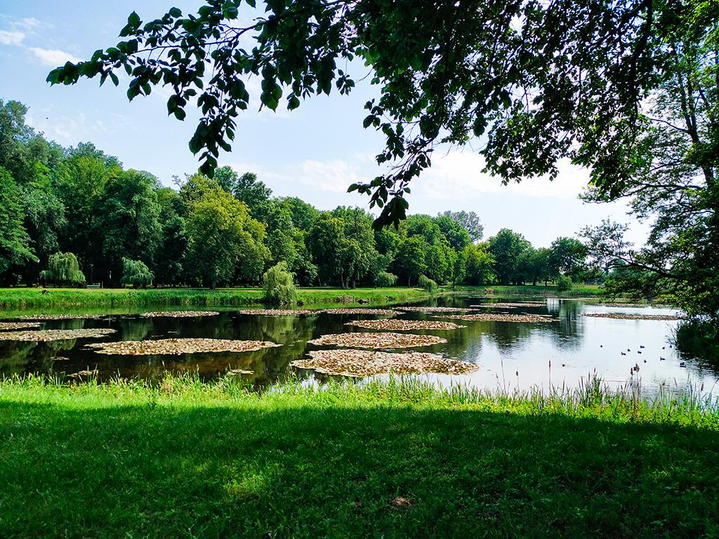 Zespół Pałacowo-Parkowy w Dęblinie