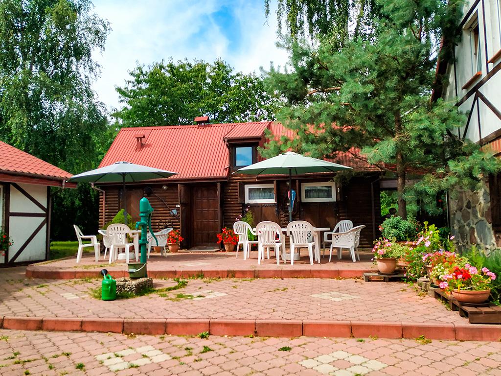 Mazurskie Uroczysko –domek dla gości