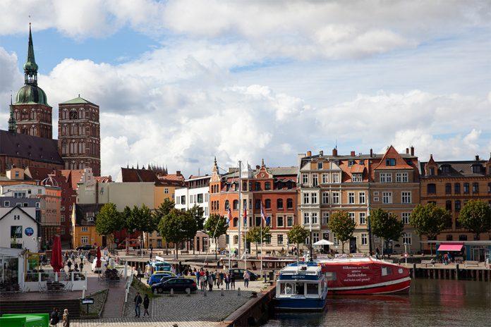 Stralsund - u wrót Rugii