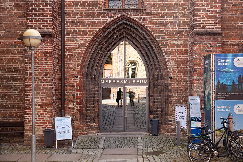 I wchodzimy do... kościoła! ;)