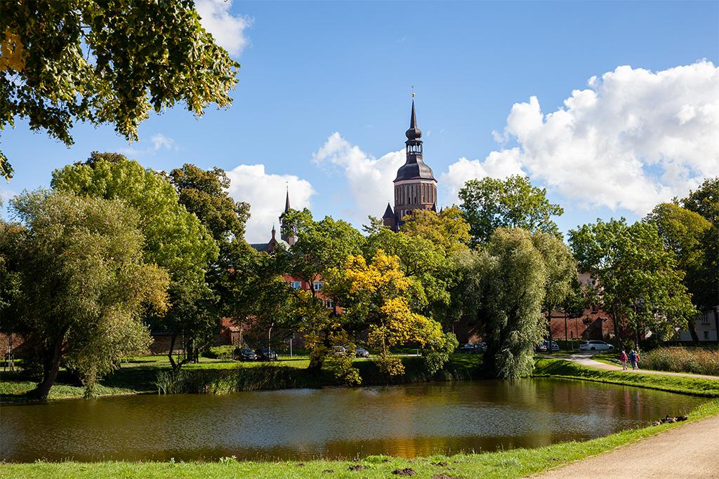 Stralsund to teżjeziora