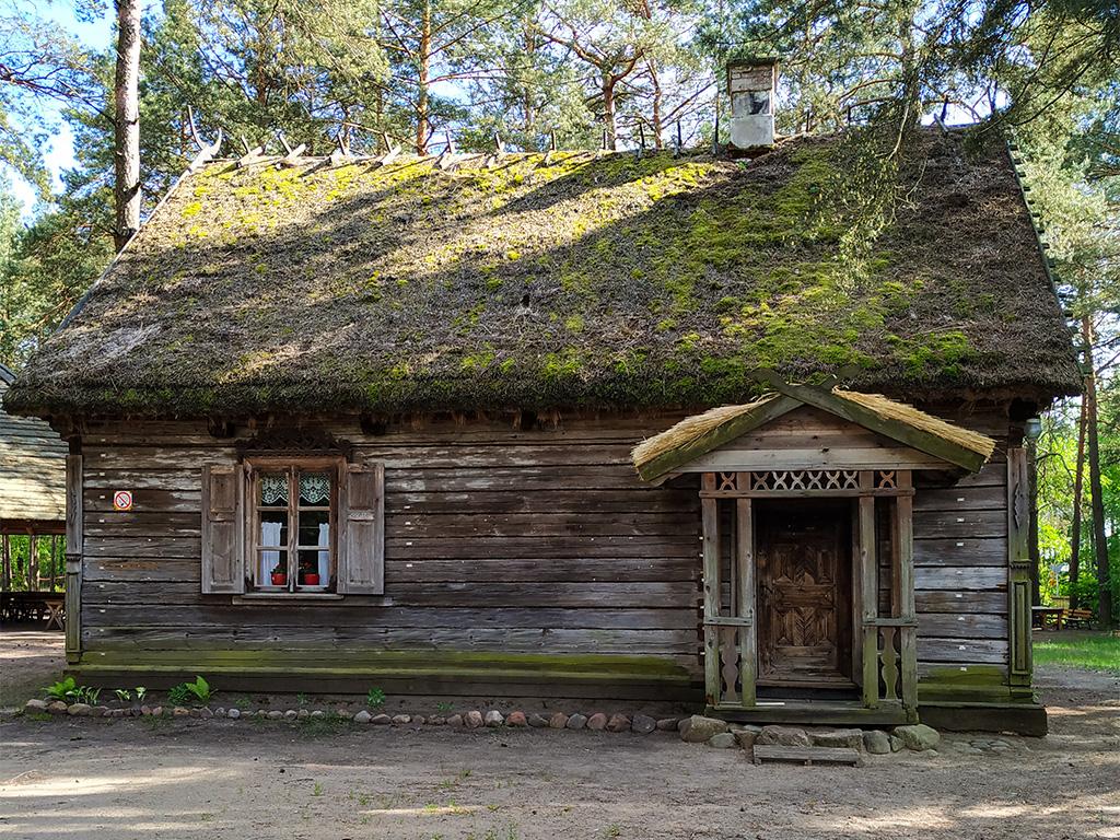 Chata w Zagrodzie Kurpiowskiej
