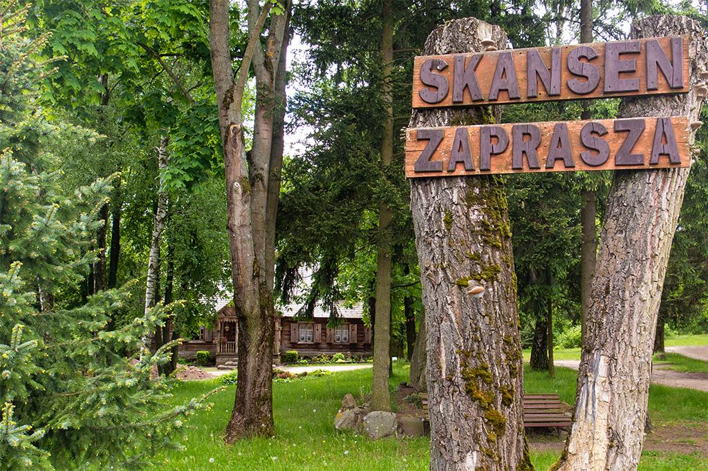 Skansen Kurpiowski w Nowogrodzie zaprasza