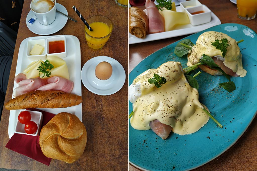 Wiedeń, city break – śniadanie w Alser Cafe